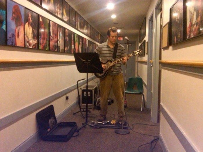 Robert Recording
